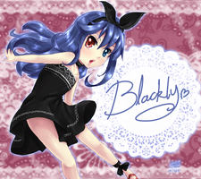 [request] Lace girl -Blackly- by doblemjwn