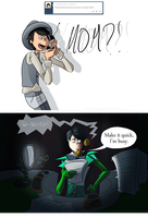Once-ler: How do you answer the phone? by Tuttava