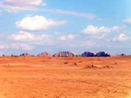 Al Dhaid Desert by bigforrap
