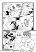 Hetalia doujinshi Lovino and the Bear 06 by mitssuki