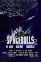 Spaceballs 2 poster by ComputerGenius