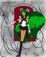Happy B-day, Sailor Pluto by SqueakyMcBeal