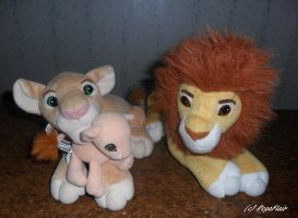 ~ TLK II: Simba's Pride - Family Pride Gift set ~ by Pega-Flair