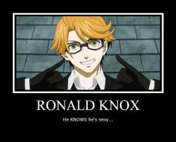 Ronald Knox by xXAna-ChristXx