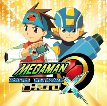 Megaman Battle Network CX by Cassy-F-E