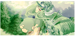 Nel-Sama: Forrest Guardian by Xrift