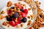 Fruit and Yogurt by michaelsullivan