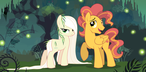 Earth Angel's Parents by Shadowwolf