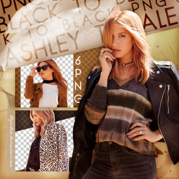 PNG Pack(56) Ashley Tisdale by dlyerdem