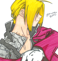 The Fullmetal Alchemist by Inuyasha-Kun