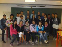 my used to be classmates by pje0860