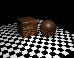 Wood 3D by Makavelithedon