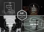 Free Download: 10 Fashion Insignia Vintage Badges by creativitydeals