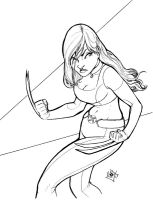 X-23 Dragon Con 2012 by ComfortLove