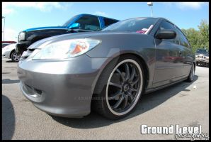 Ground Level Show 12 by xcustomz