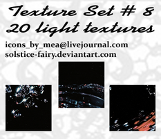 Texture Set 08 - Lights by solstice-fairy