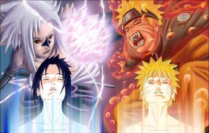chap 364 Naruto vs Sasuke by Raidan91