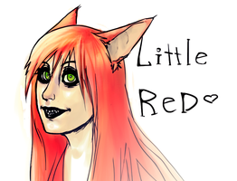 little Red by drowsyghost