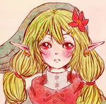 Blah Roona Doodle by AkI-cHanx3
