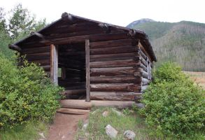 Ashcroft Ghost Town 1 by Falln-Stock