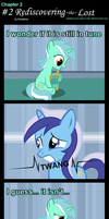 Filly Lyra: Chapter 2 - Rediscovering the Lost #2 by Sintakhra