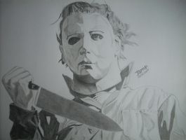 Myers. by JosefVonDoom