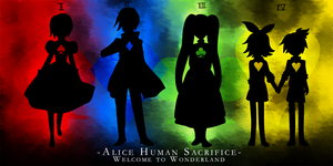 The Five Alices by Karmillina