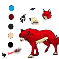 Murder Refsheet by May-Ly