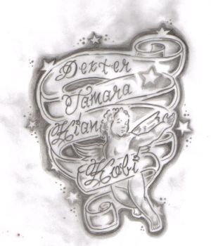Tattoo Names Designs