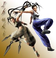 The Double Life of Ibuki by CrystalTigeress990