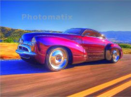 hdr voiture custom kulture by lecristal