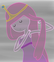 Princess Bubblegum by GothicSnowflake