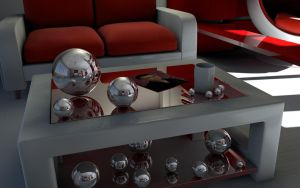 Balls Living Room by PlaviDemon