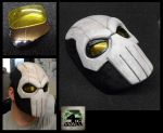 Taskmaster (Yellow Lenses) by 4thWallDesign