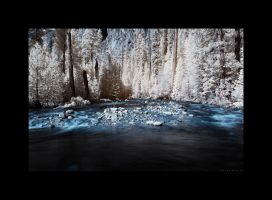 Kings River IR by BrianWolfe