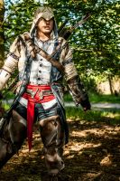 AC III - connor Kenway by CreedCosplay