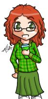 chibi - amber by percylove
