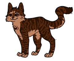 Brambleclaw by collie-rado