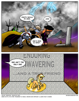 FoE: ...And a True Friend by arconius
