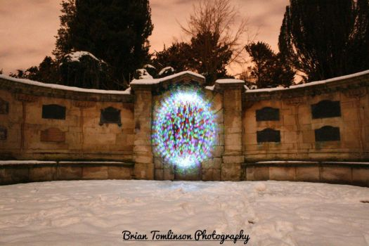 Light-painting-gif by b-t-photo