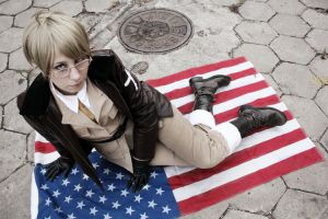 Sexy America by Annechan-Mana-
