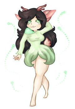 green child~ HTF COMM by catthing