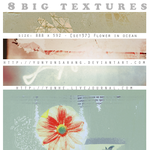8 big textures - flower in by yunyunsarang