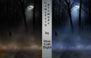 Cemetery premade BG by StarsColdNight