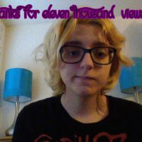Thanks for 11,000 views! by Tespeon