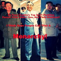Johnny Come Lately Monarchy by DasBishop666