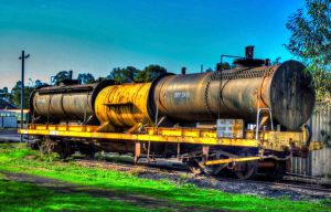 Not to be Shunted by AbbottPhotoArt