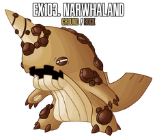 Fakemon: EX103 by MTC-Studio