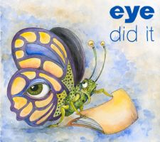 Eye Did It by Cailey5586