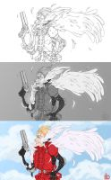 Vash by Redundantthoughts